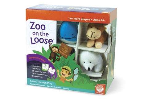 Zoo on the Loose (Eng)