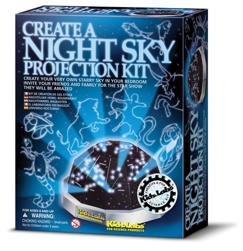 Create a Night Sky (Eng/Fr)