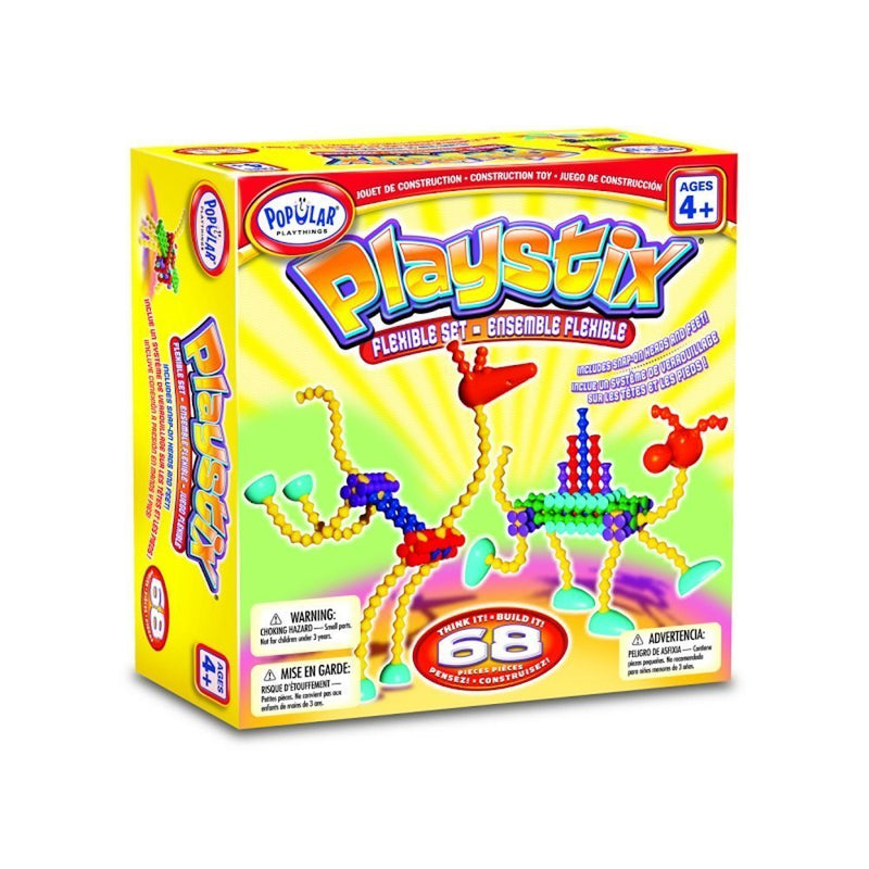 Playstix Flexible Set - 68pc