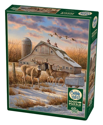 Rural Route - 1000 piece