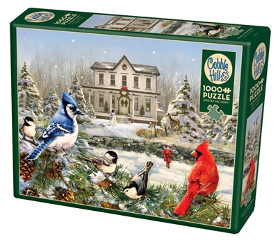 Country House Birds - 1000 piece