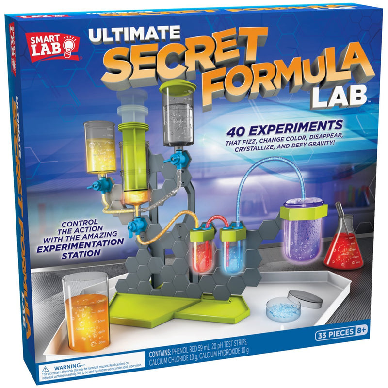 Ultimate Secret Formula Lab