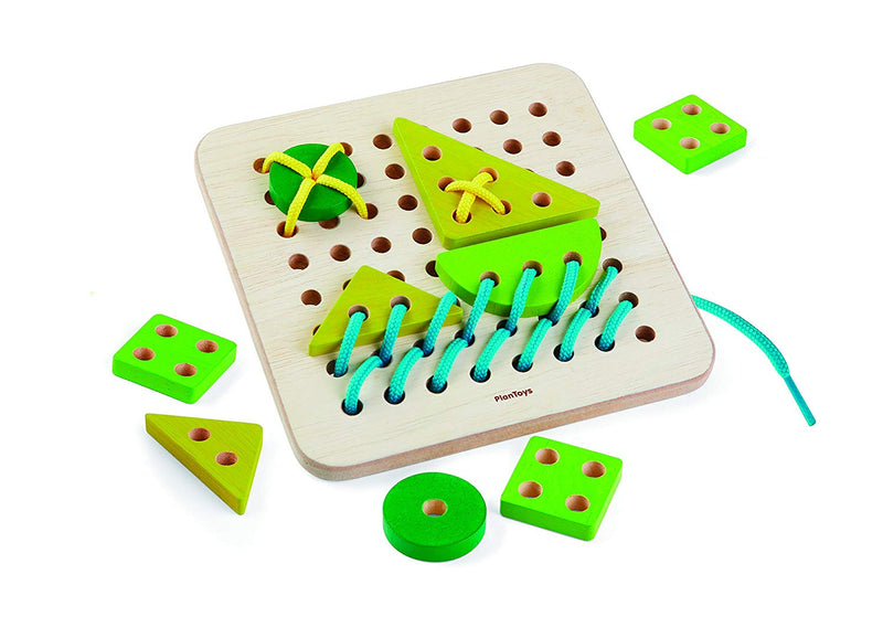 Plan Toys Lacing Board