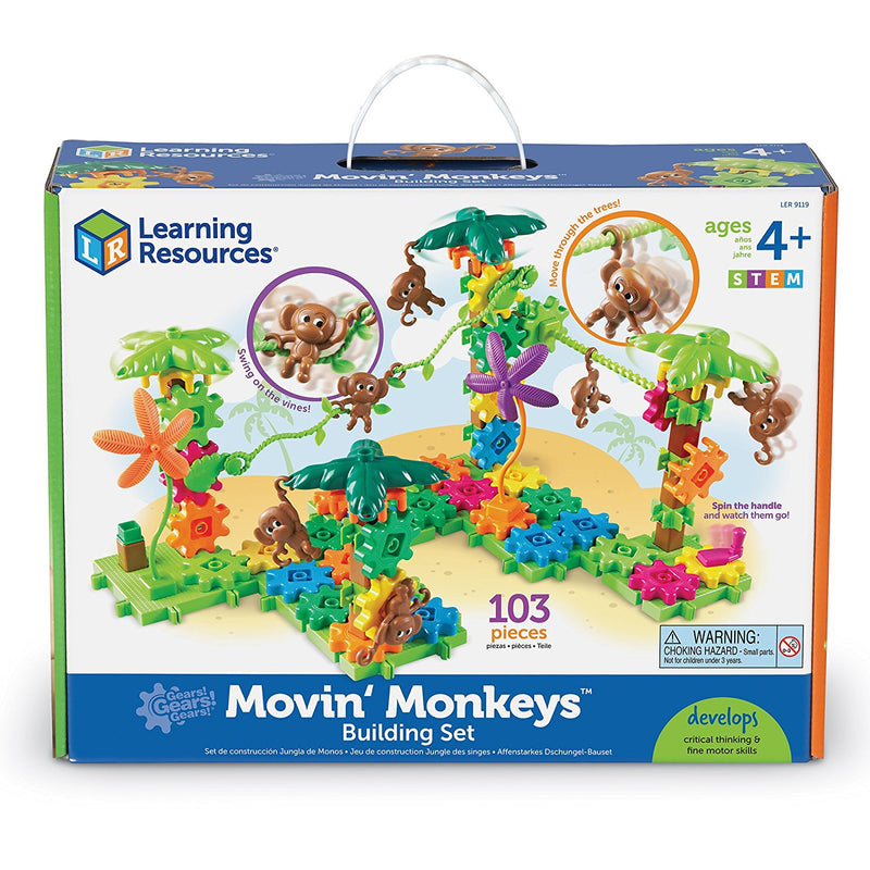 Gears! Gears! Gears!® Movin' Monkeys™