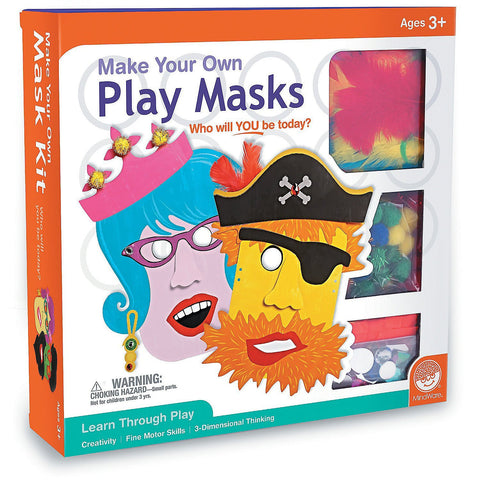 Make Your Own Play Masks (Eng)