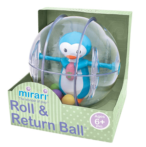 Roll & Return Ball