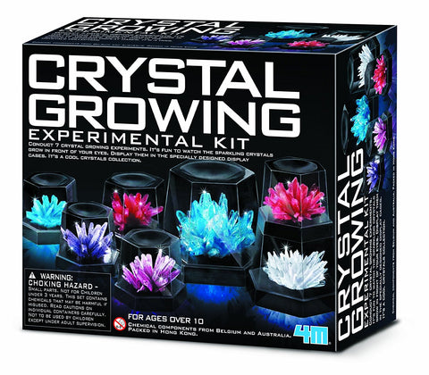 Crystal Growing Experiment Kit (Eng)