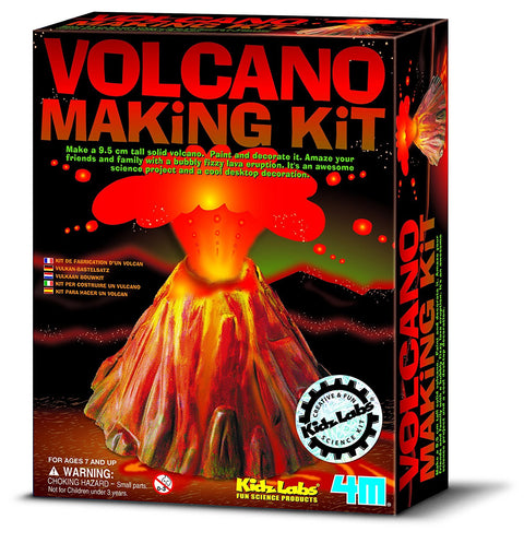 Volcano Making Kit (Eng/Fr)