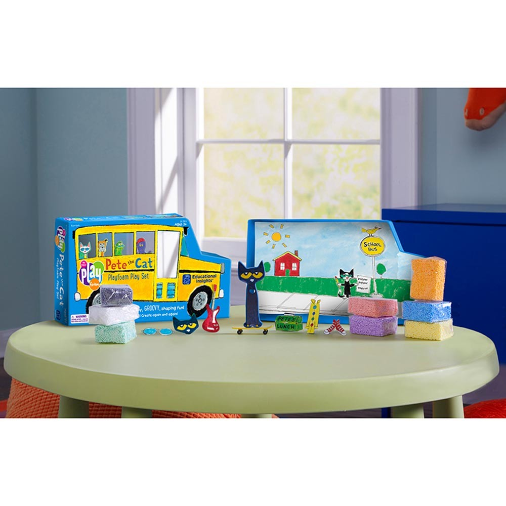 Pete the Cat® Playfoam® Play Set