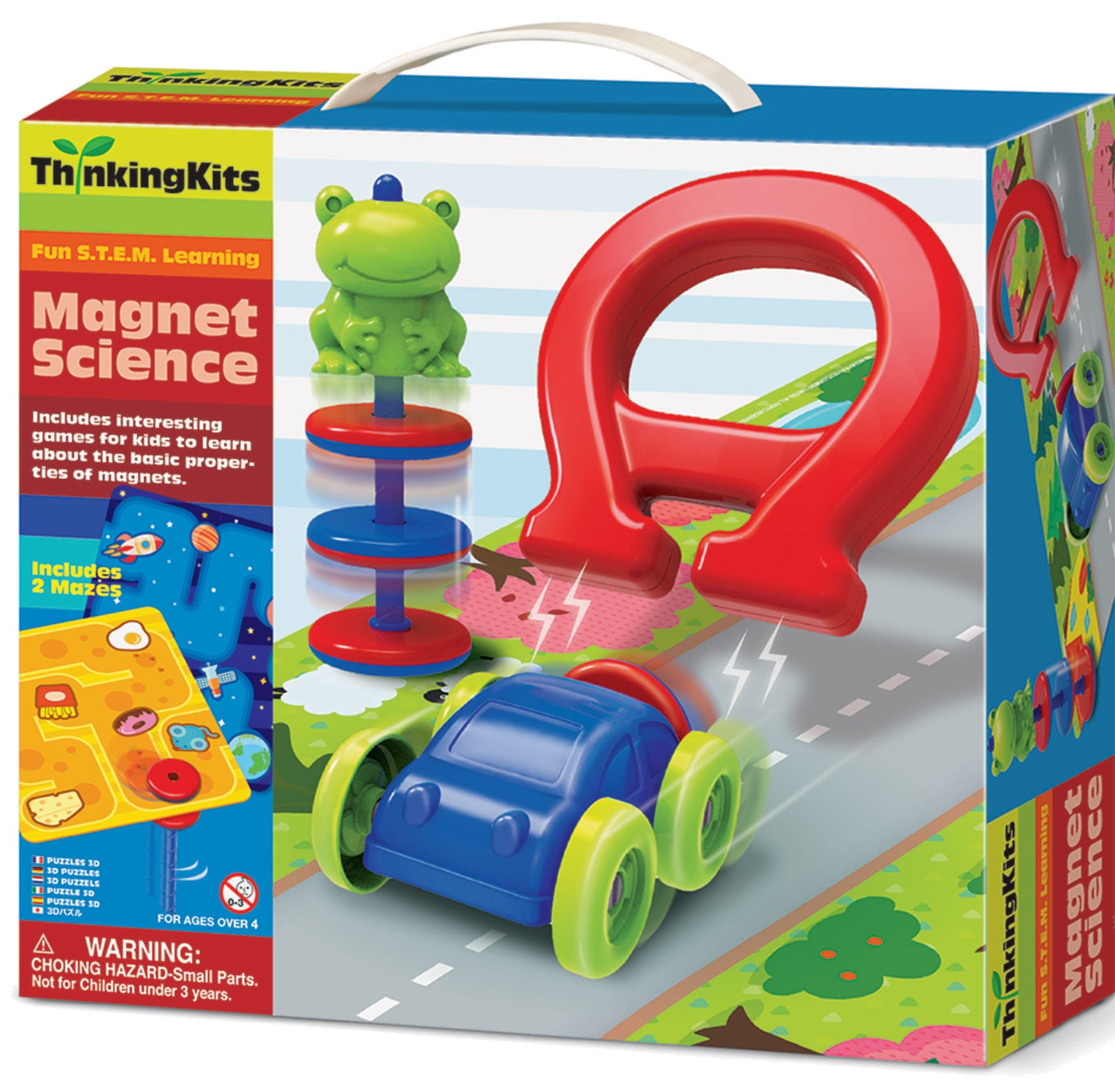 Magnet Science - Thinking Kits