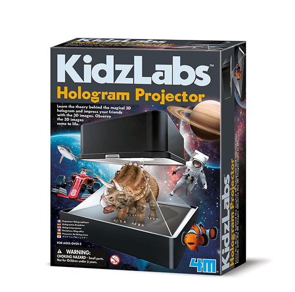 4M Kidz Labs Hologram Science