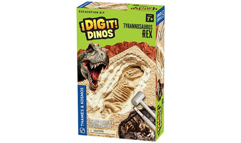 I Dig It! Dinos - T. Rex Excavation Kit (Eng)