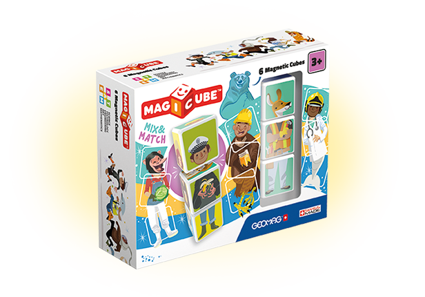 Magicube Mix & Match - 6 pc