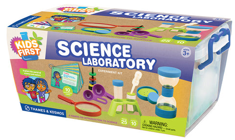 Kids First Science Laboratory (Eng)