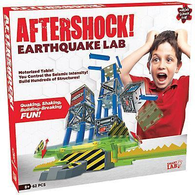 Aftershock Earthquake Lab (Eng)