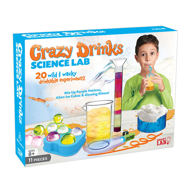 Crazy Drinks Science Lab