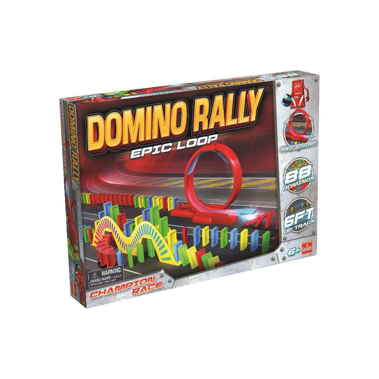 Domino Rally Epic Loop