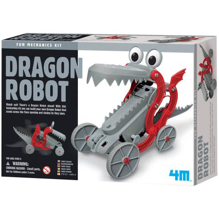 Dragon Robot Kit (Eng/Fr)