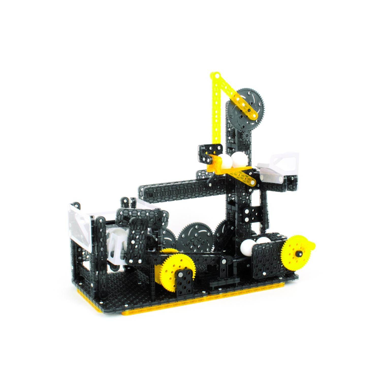 VEX Robotics Forklift Ball Machine