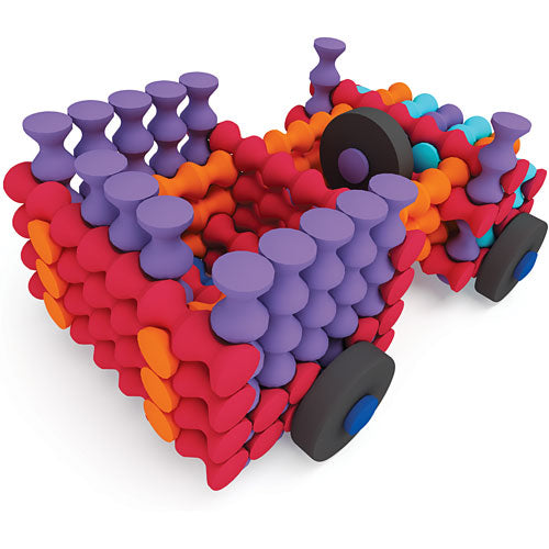 Playstix Vehicle Set 130 pc