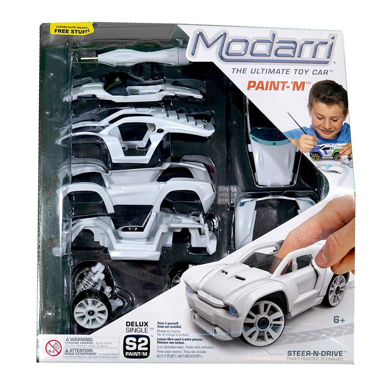Modarri S2 Paint-It Muscle Car Delux Single