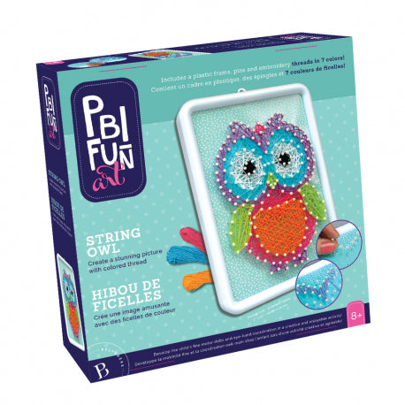 Pbi Fun Art Strink Owl