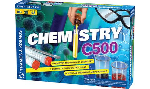 Chemistry C500 (Eng)