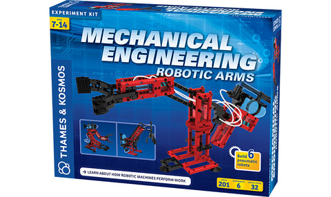 Mechanical Engineering: Robotic Arms (Eng)
