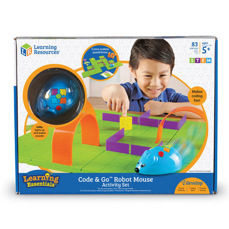 Code and Go Robot Mouse Activity Set 83 pcs (Eng)