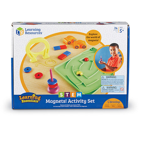 STEM Magnets Activity Set