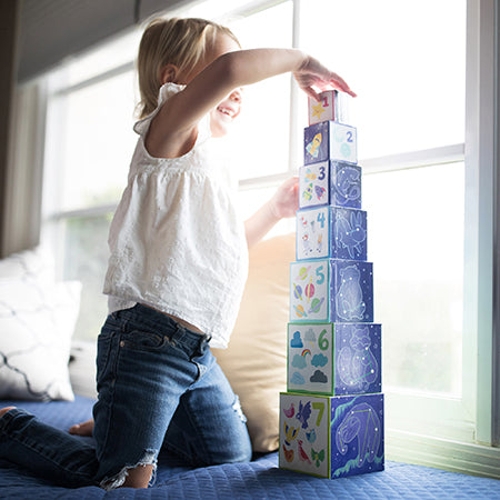Bright Basics™ Nest & Stack Cubes