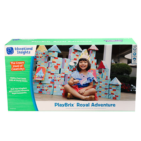 PlayBrix™ Royal Adventure