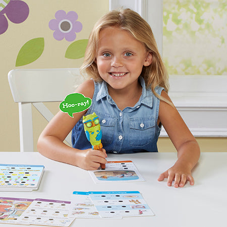 Hot Dots® Jr. Succeeding in School with Highlights™ Set