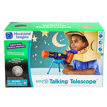 GeoSafari® Jr. Talking Telescope™