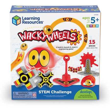 Wacky Wheels™ STEM Challenge