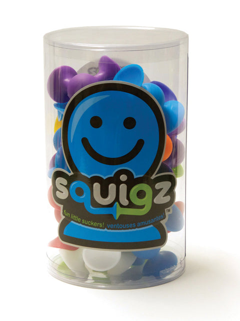 Squigz - Starter Set (24 PCS - Bilingual)