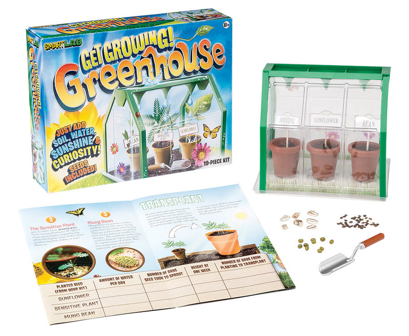 Get Growing Greenhouse