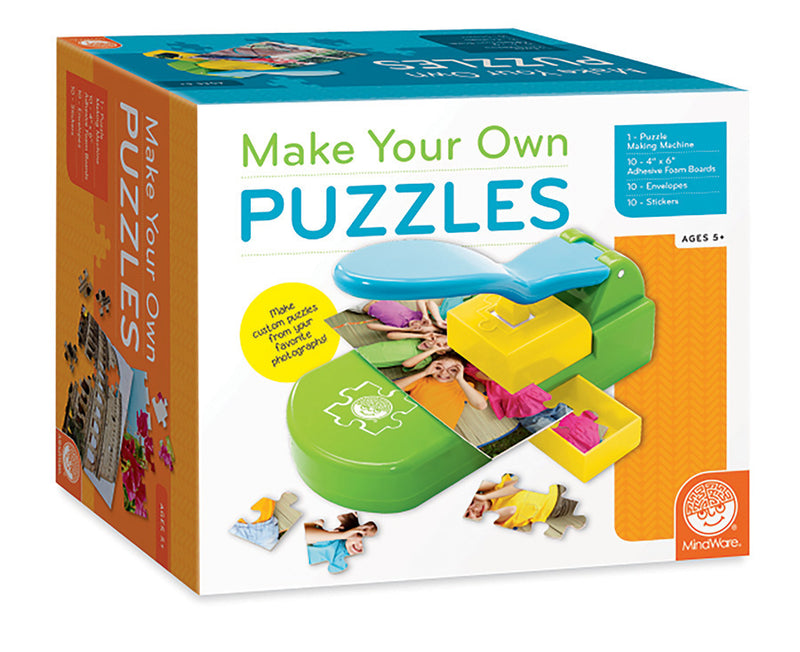 Make-Your-Own Puzzles