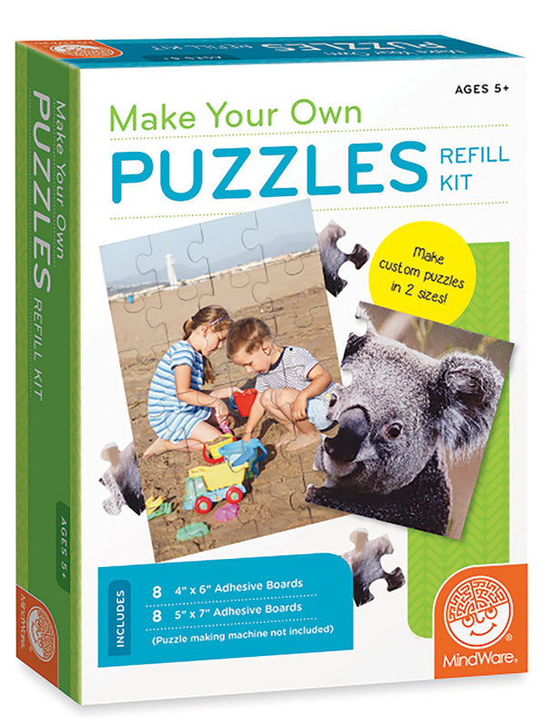 Make Your Own Puzzles Refill