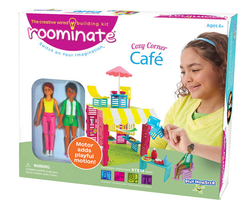 Roominate: Cafe (Eng)