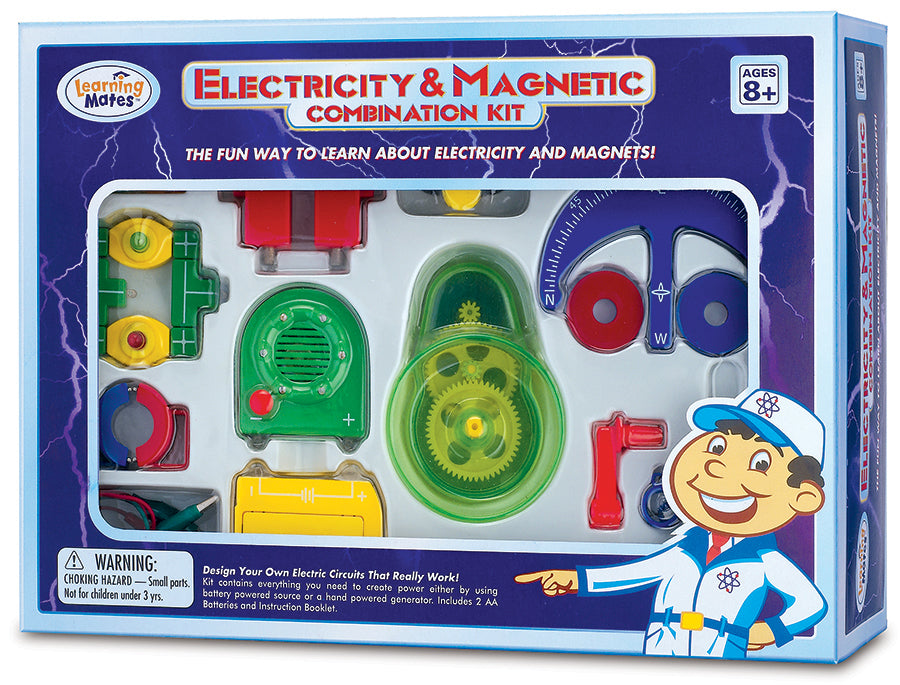 Electricity & Magnetic Kit