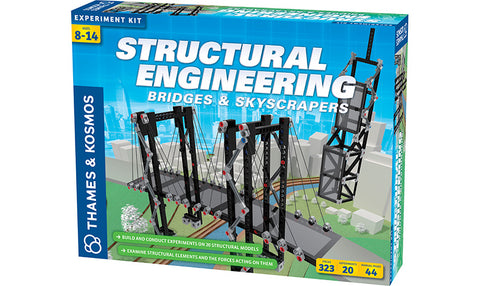Structural Engineering: Bridges & Skyscrapers (Eng)