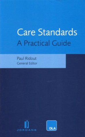 Care Standards Legislation Handbook