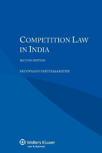 Competition Law in India - 2nd Edition