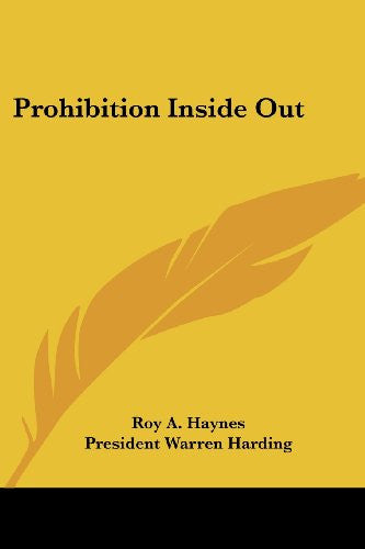 Prohibition Inside Out