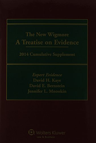 The New Wigmore: A Treatise on Evidence