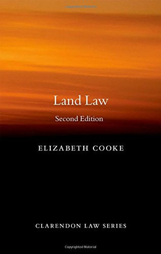 Land Law (Clarendon Law Series)