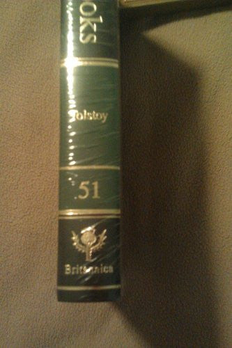 Britannica Great Books of the Western World Tolstoy (Volume 51)