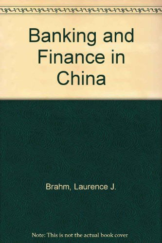 Banking and Finance in China