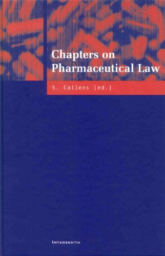 Chapters on Pharmaceutical Law
